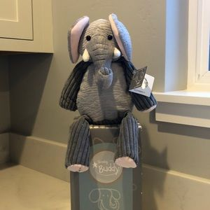 """Scentsy Buddy """"Ollie"""" The Elephant, New with Box!"""